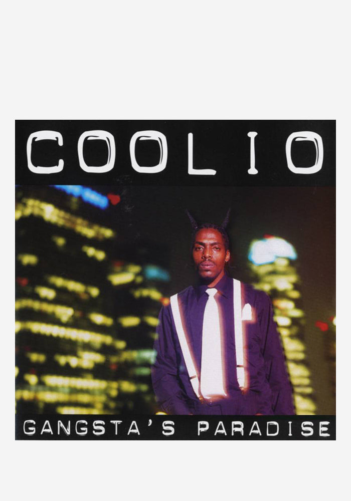 COOLIO Gangsta's Paradise 25th Anniversary 2LP (Color)