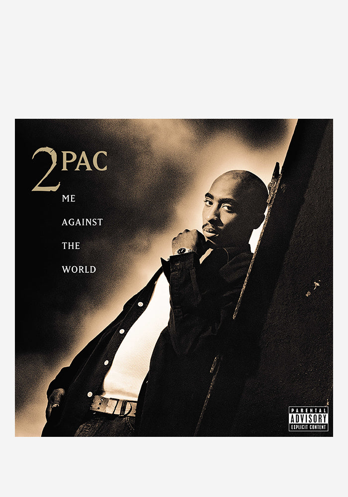 2 PAC Me Against The World 2LP