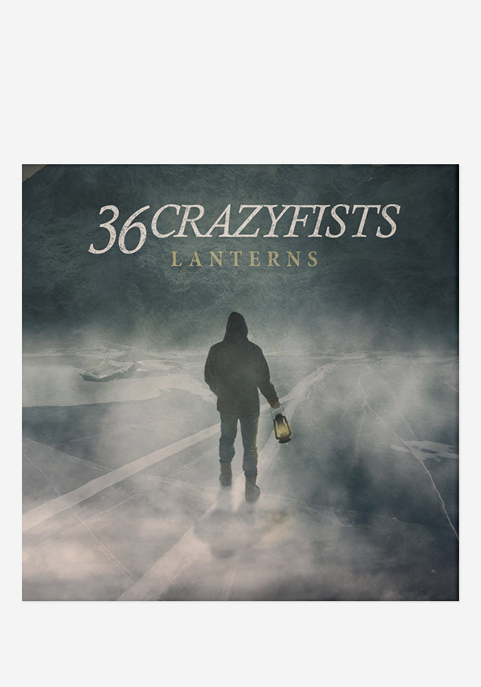 36 CRAZYFISTS Lanterns With Autographed CD Booklet