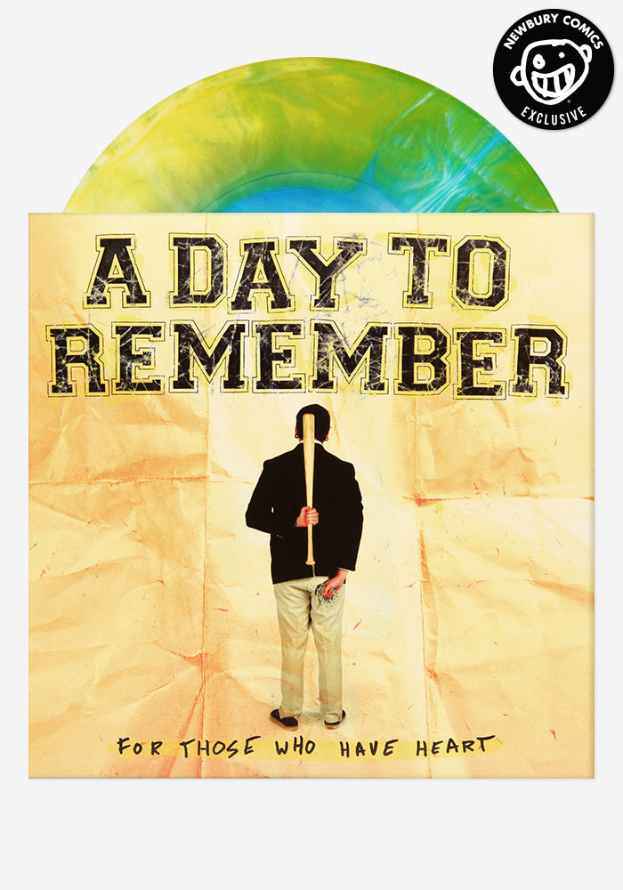 A DAY TO REMEMBER For Those Who Have Heart Exclusive LP