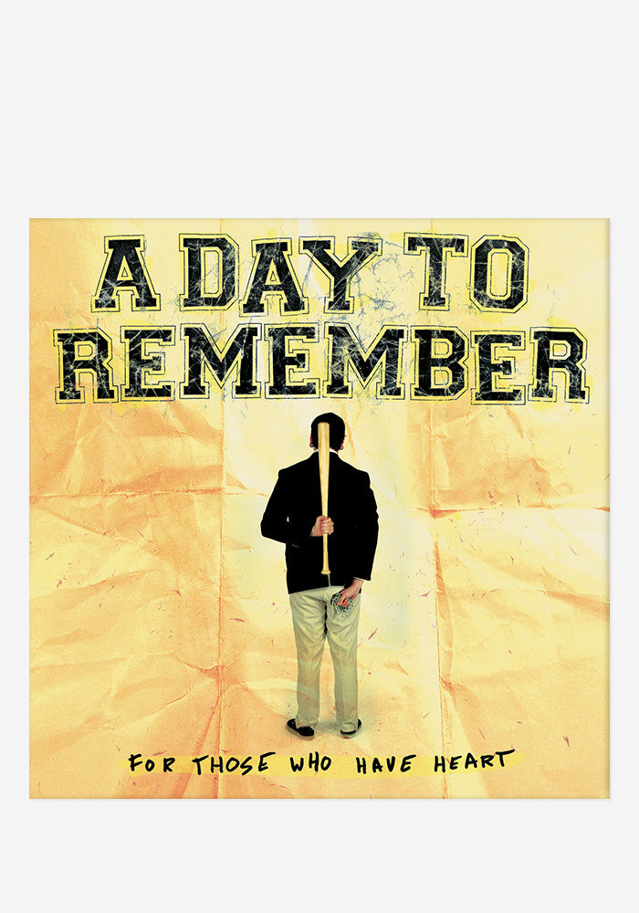 A DAY TO REMEMBER For Those Who Have Heart LP