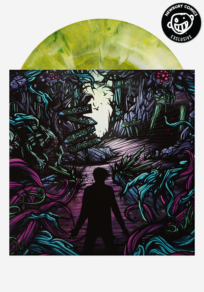 A DAY TO REMEMBER Homesick Exclusive LP
