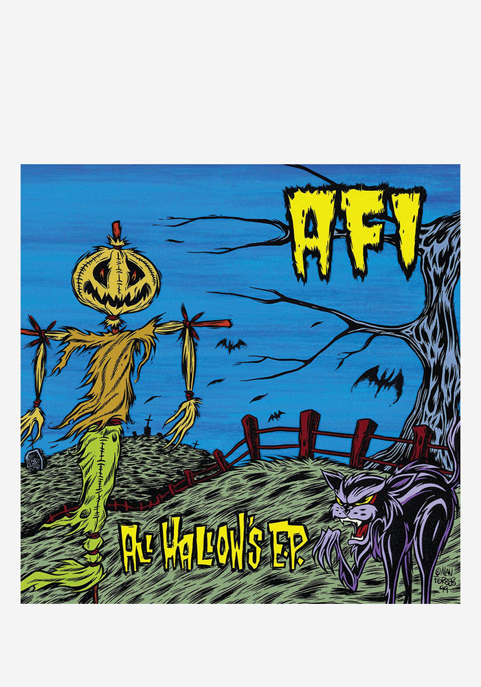 "A.F.I. All Hallow's E.P. 10"" EP (Picture Disc)"