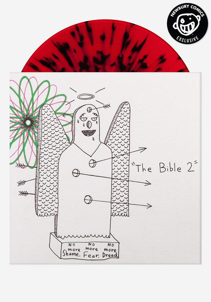 AJJ The Bible 2 Exclusive LP (Red)