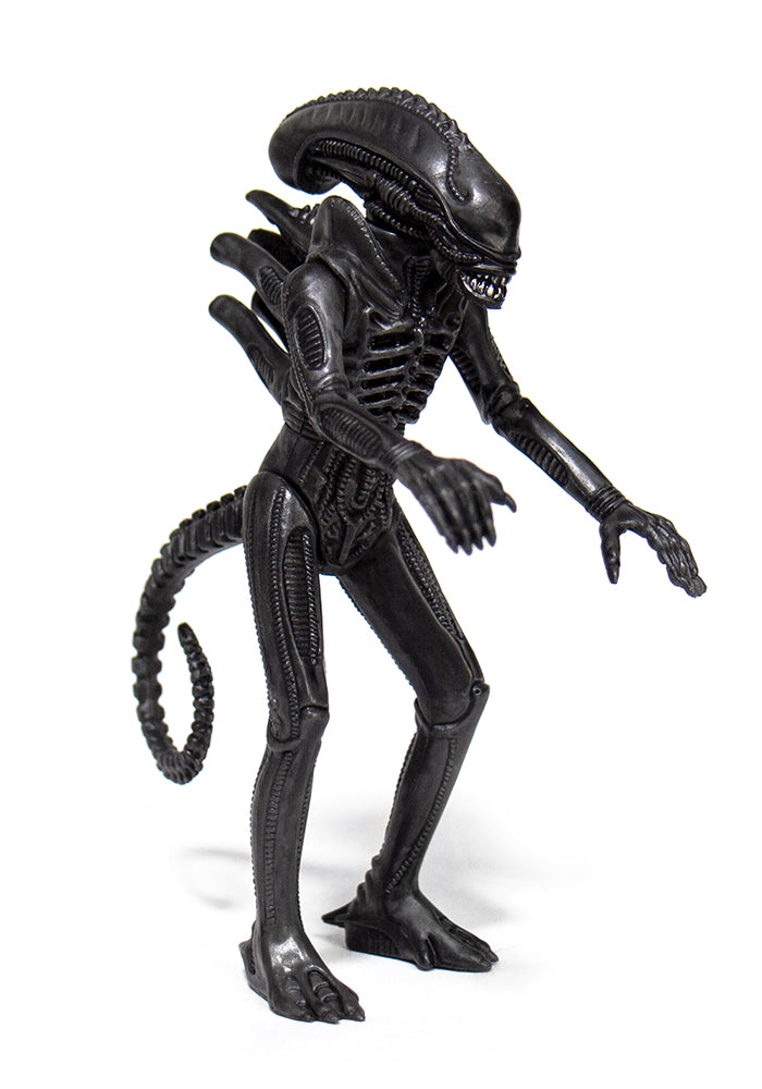 ALIENS Aliens ReAction Figure - Alien Warrior (Midnight Black)