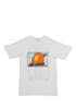ALLMAN BROTHERS Eat A Peach 1973 Summer Tour T-Shirt