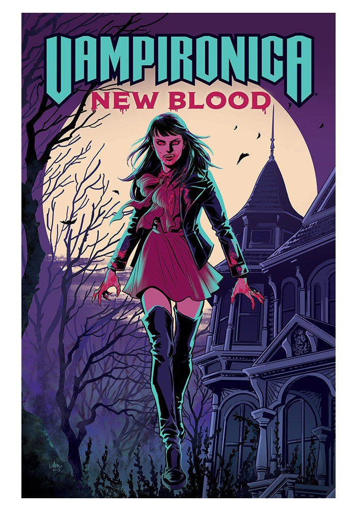 ARCHIE COMICS Vampironica: New Blood Graphic Novel