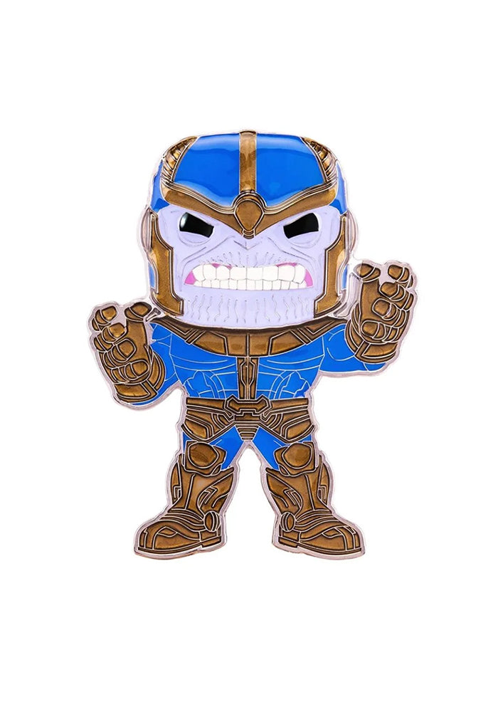AVENGERS Funko Pop! 4-Inch Enamel Pin: Marvel - Thanos