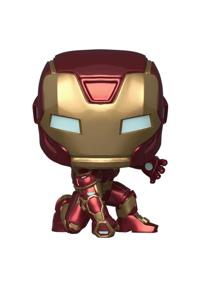 AVENGERS Funko Pop! Marvel: Avengers Game - Iron Man