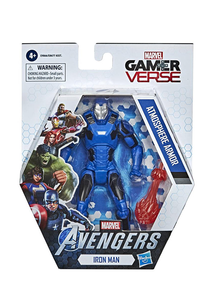 AVENGERS Marvel Avengers Gamerverse 6-Inch Action Figure - Iron Man