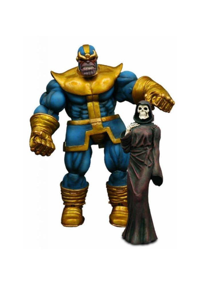 AVENGERS Marvel Select 7-Inch Action Figure - Thanos