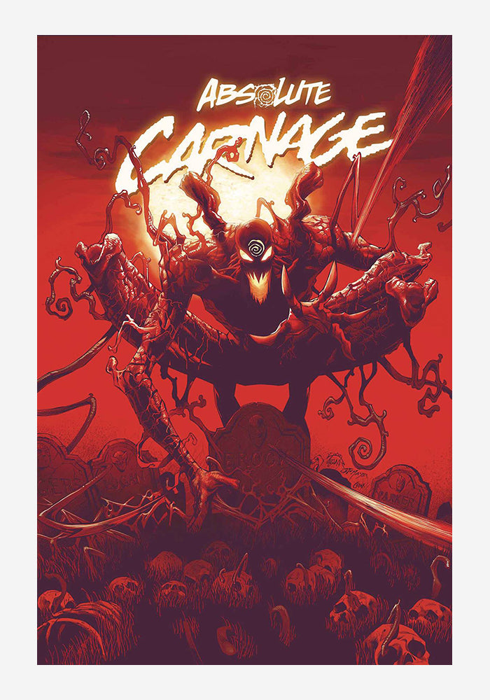 MARVEL COMICS Absolute Carnage Graphic Novel