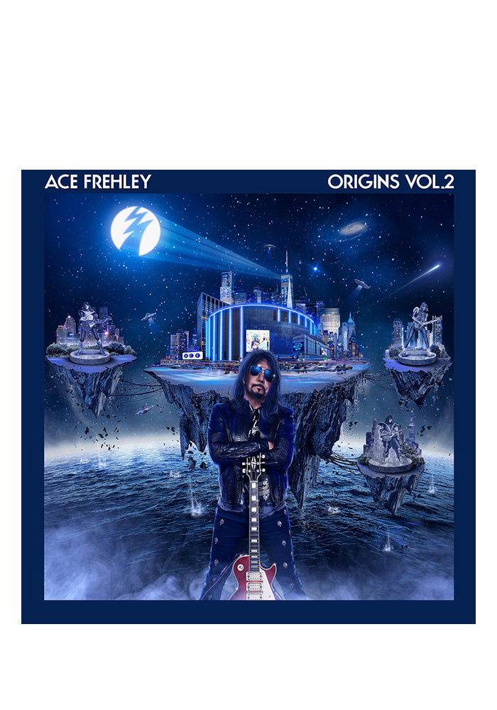 ACE FREHLEY Origins Vol. 2 2LP (Color)