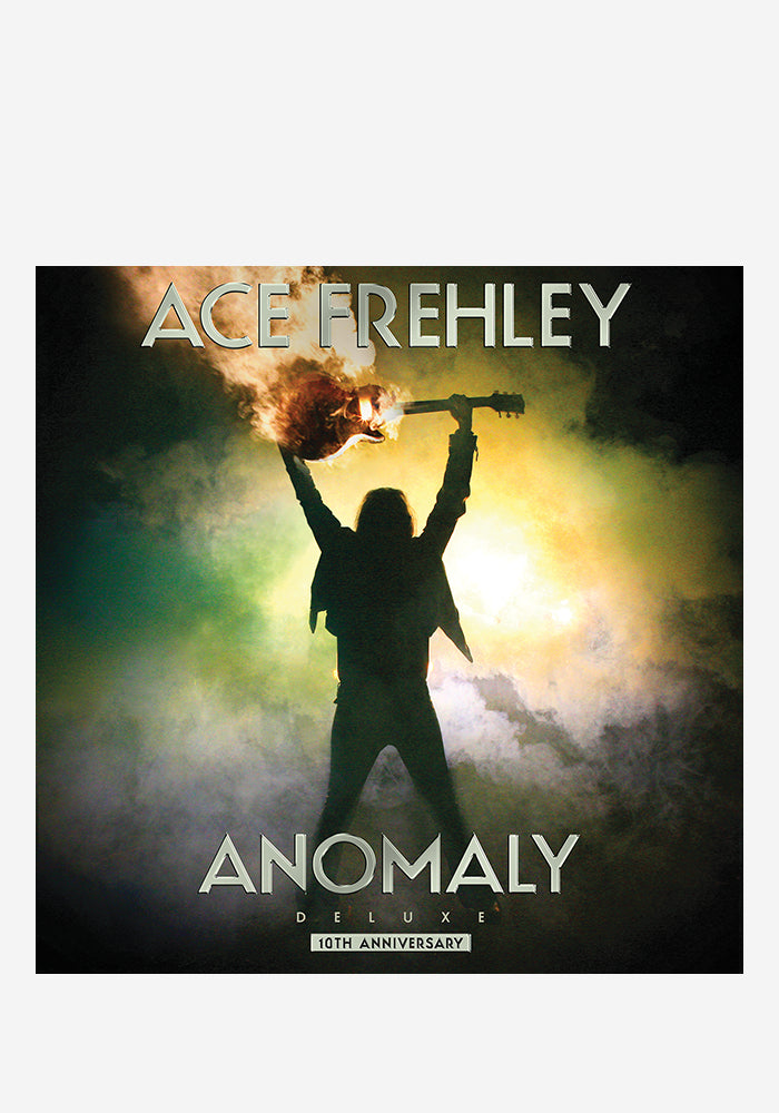 ACE FREHLEY Anomaly: Deluxe 10th Anniversary 2LP