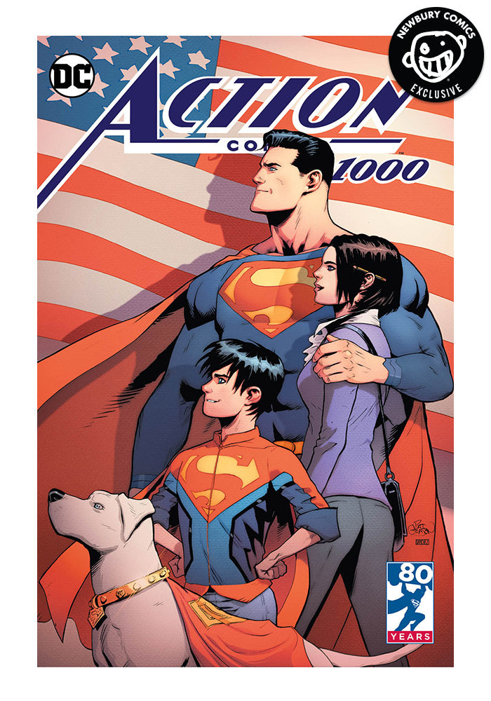 DC COMICS Action Comics #1000 Exclusive Variant Comic (Color)