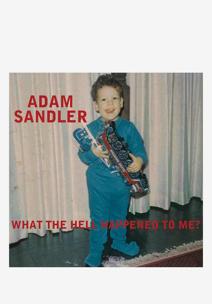 ADAM SANDLER What The Hell Happened To Me? 2LP