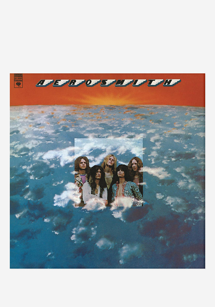 AEROSMITH Aerosmith LP