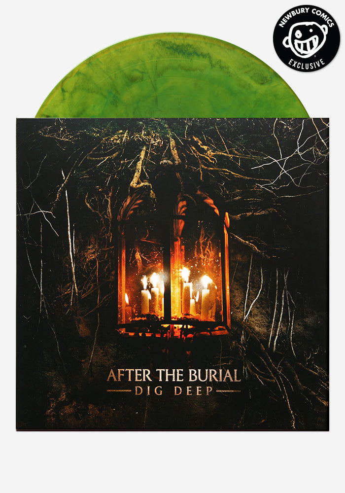 AFTER THE BURIAL Dig Deep Exclusive LP