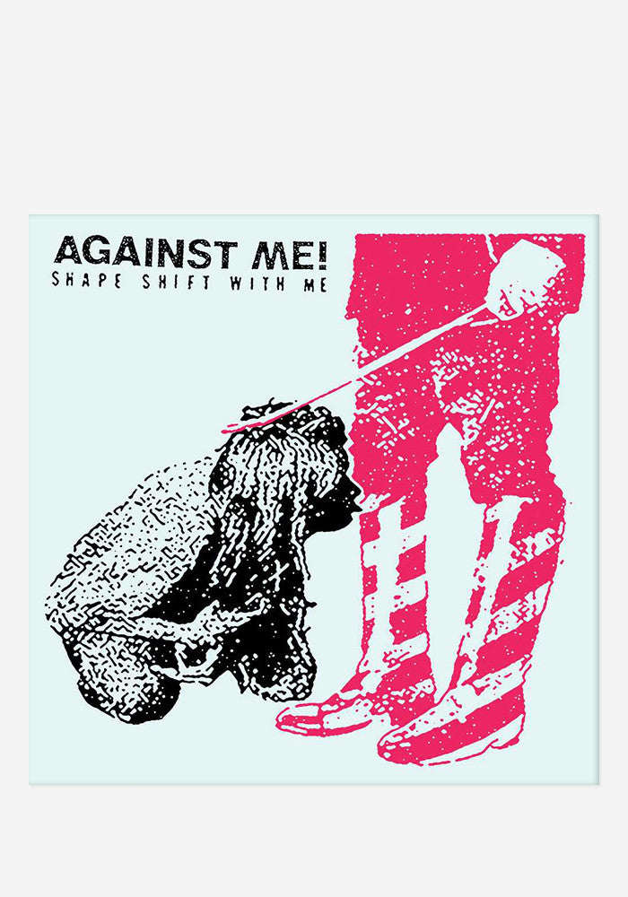AGAINST ME! Shape Shift With Me With Autographed CD Booklet