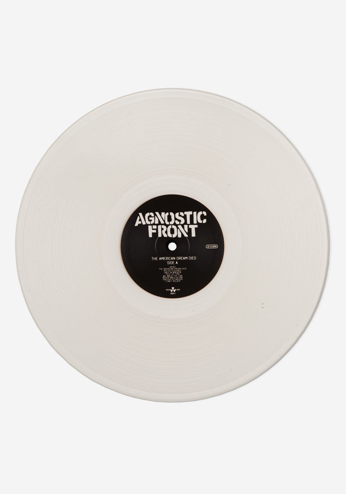 AGNOSTIC FRONT The American Dream Died Exclusive LP