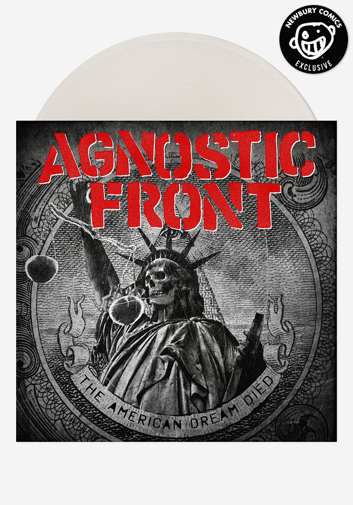 Agnostic Front The American Dream Died Lp Newbury Comics