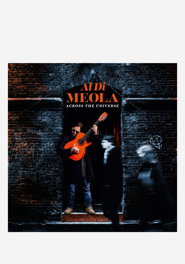 AL DI MEOLA Across The Universe CD (Autographed)