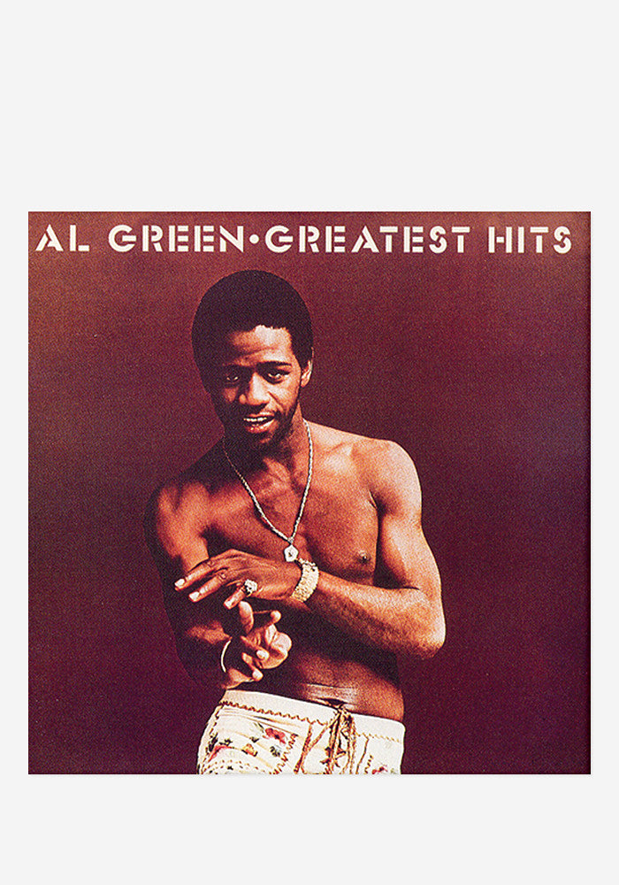 AL GREEN Al Green's Greatest Hits  LP