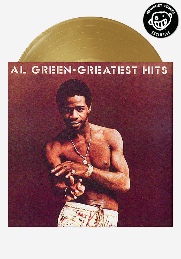 AL GREEN Al Green's Greatest Hits Exclusive LP
