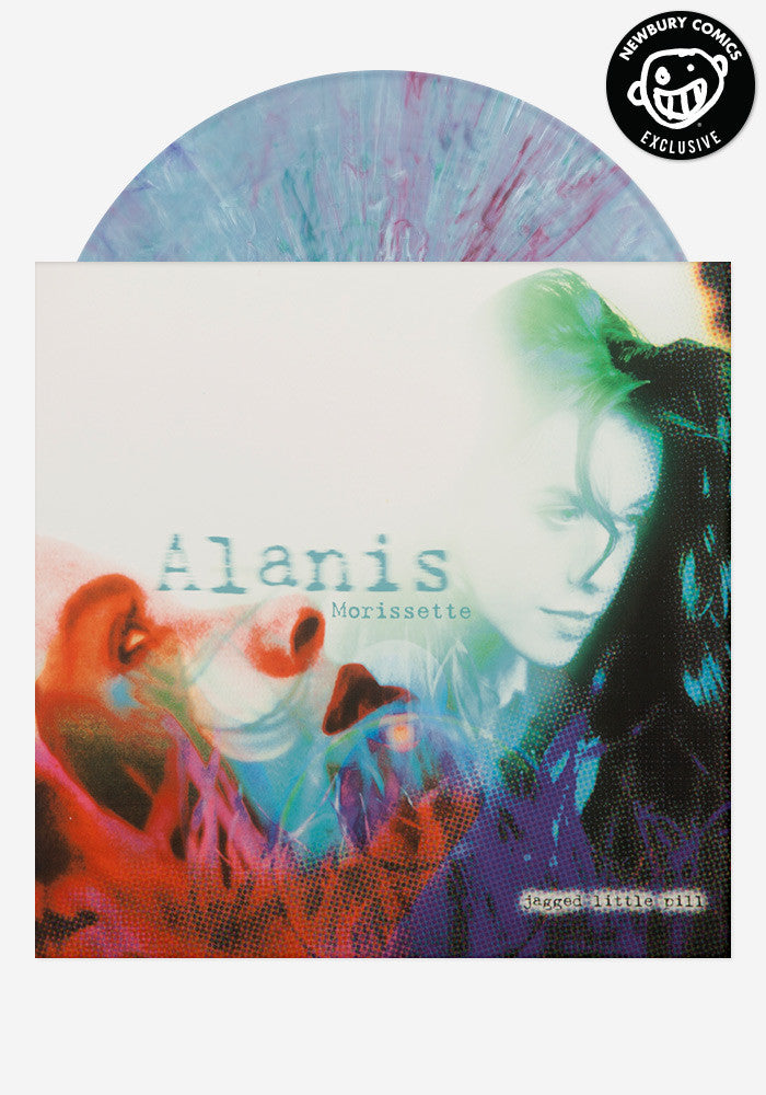 ALANIS MORISSETTE Jagged Little Pill Exclusive LP