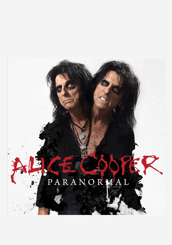 ALICE COOPER Paranormal 2 LP (Color)