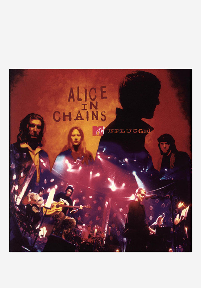 ALICE IN CHAINS MTV Unplugged  2 LP