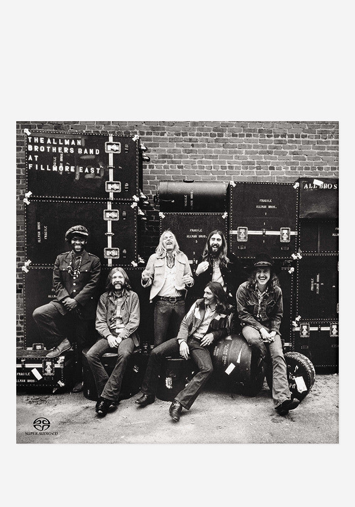 ALLMAN BROTHERS At Fillmore East LP