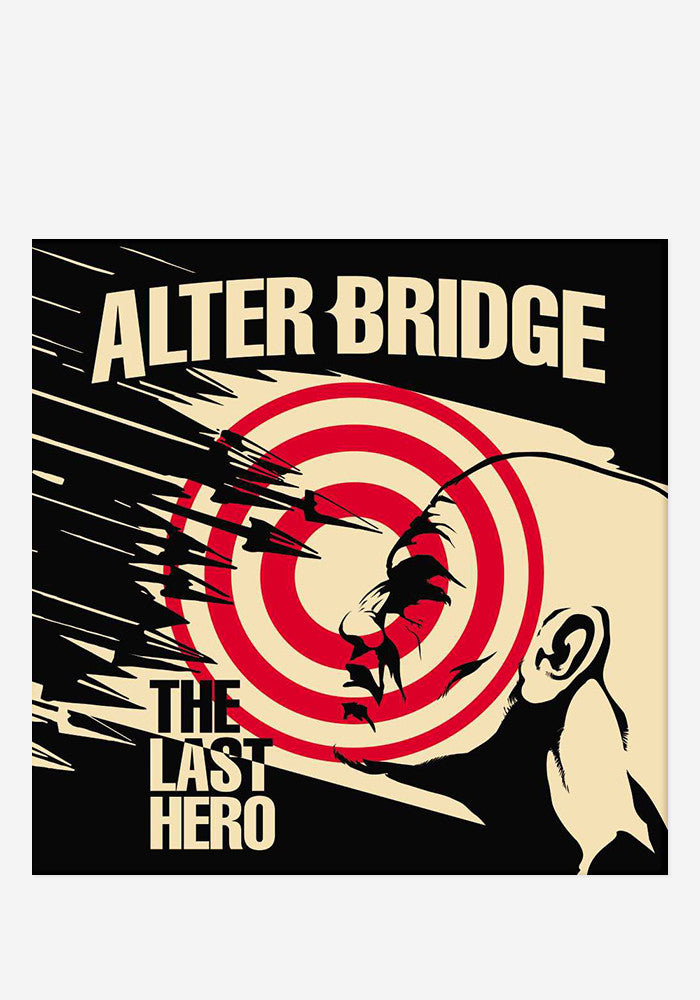 ALTER BRIDGE Last Hero With Autographed CD Booklet
