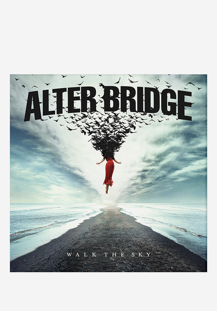 ALTER BRIDGE Walk The Sky CD (Autographed)