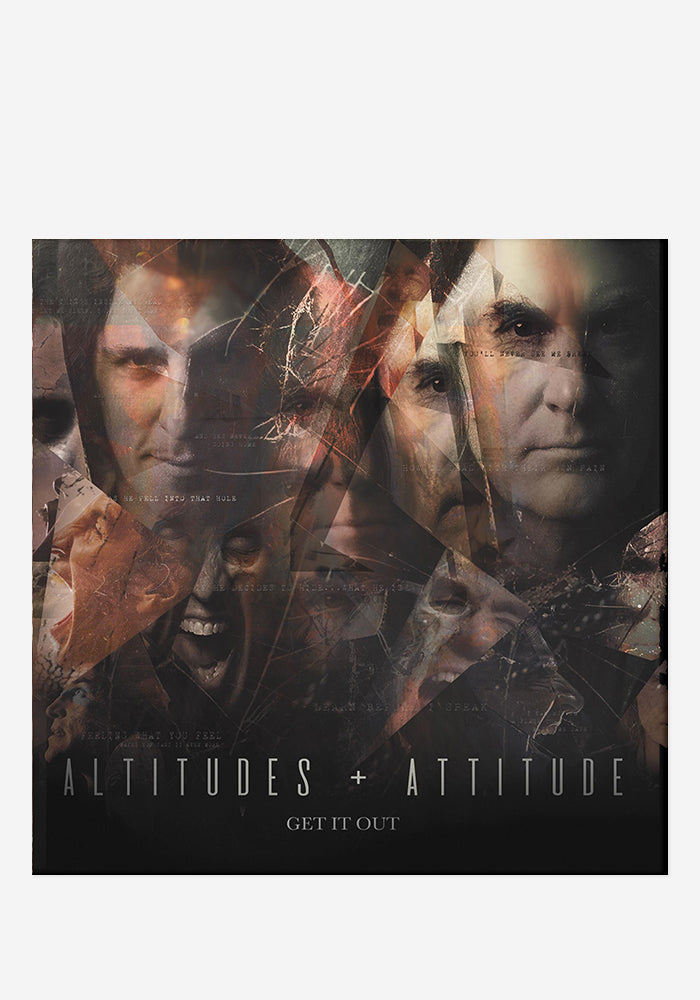 ALTITUDES & ATTITUDE Get It Out CD With Autographed Postcard