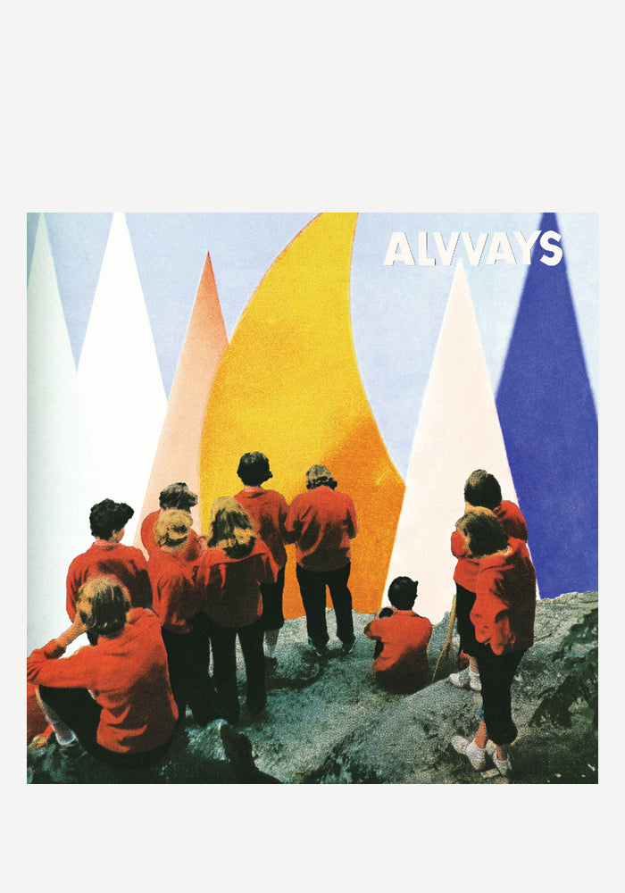 ALVVAYS Antisocialites LP (Color)