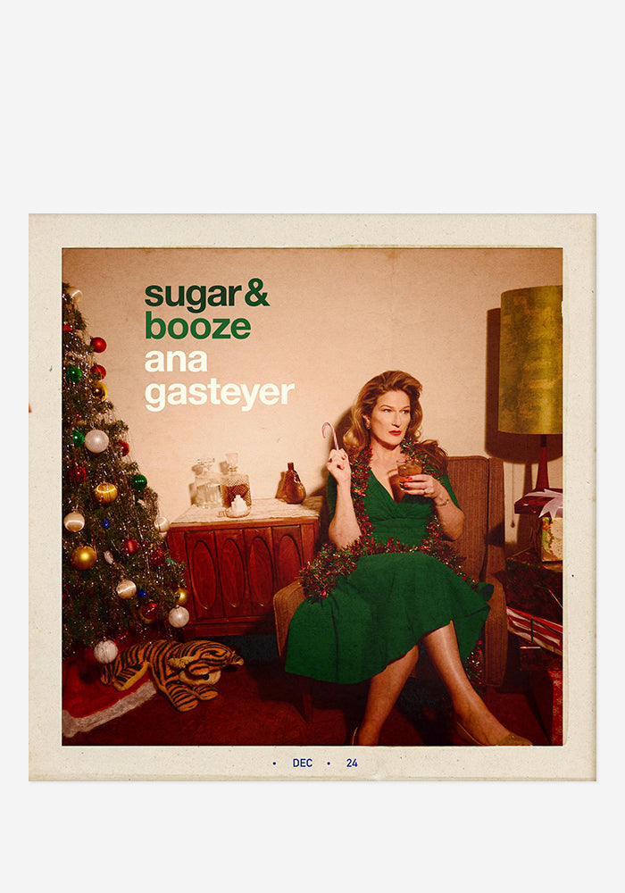 ANA GASTEYER Sugar & Booze CD (Autographed)