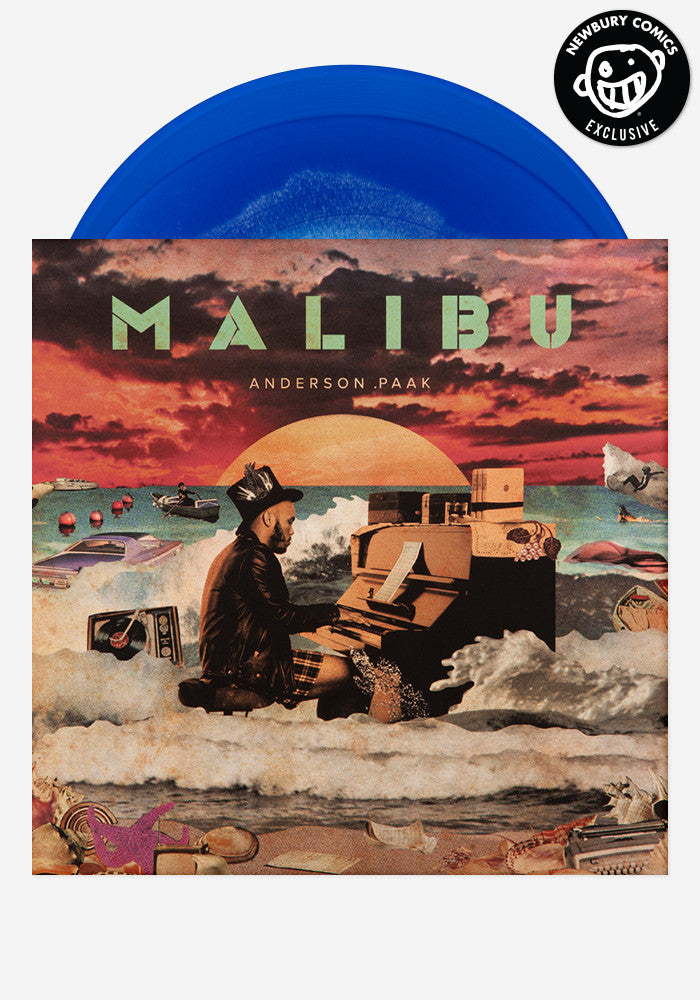 ANDERSON PAAK Malibu Exclusive 2 LP