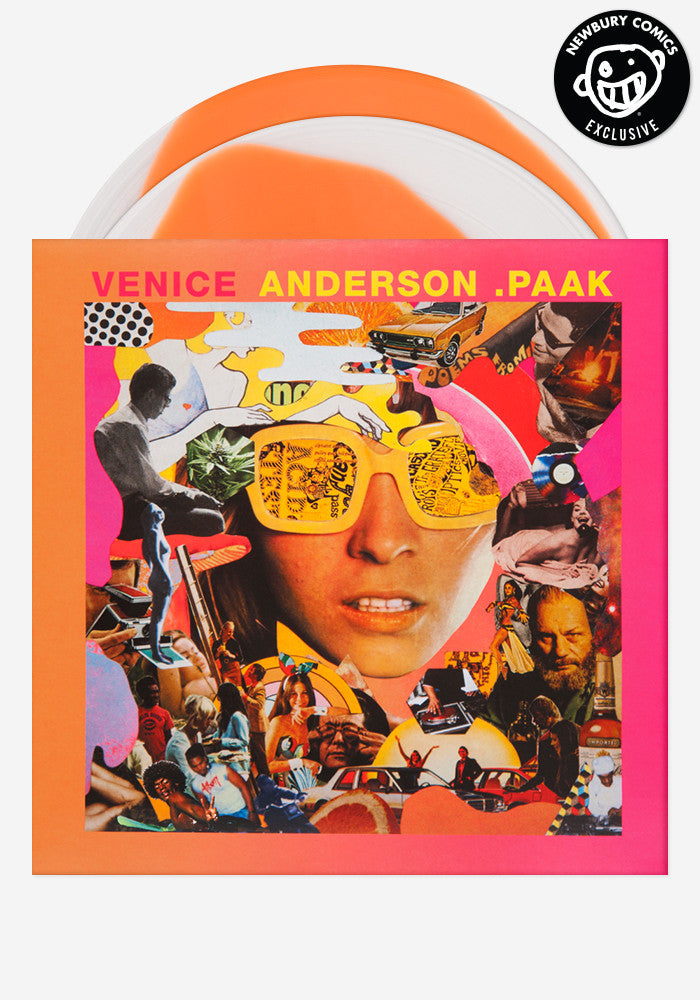 ANDERSON PAAK Venice Exclusive 2 LP