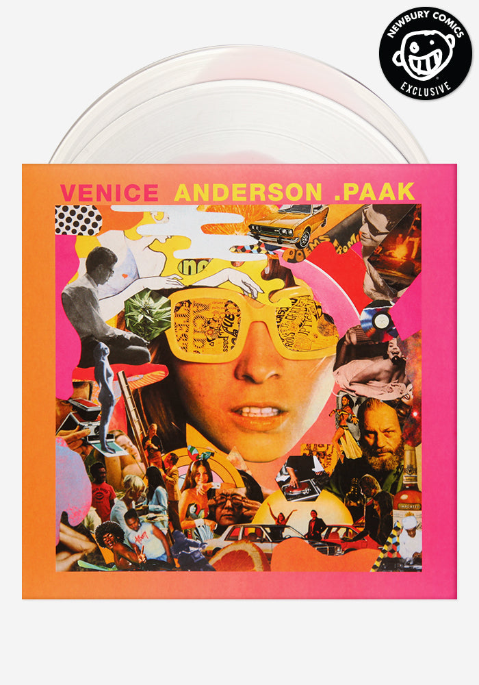 ANDERSON PAAK Venice Exclusive 2LP