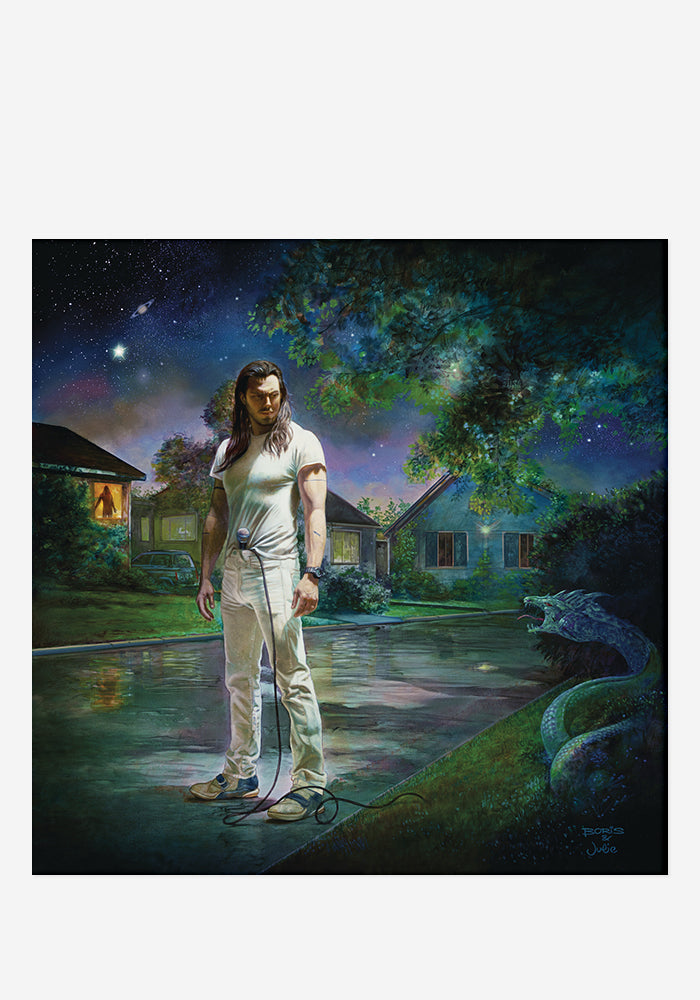 ANDREW W.K. You're Not Alone With Autographed CD Booklet
