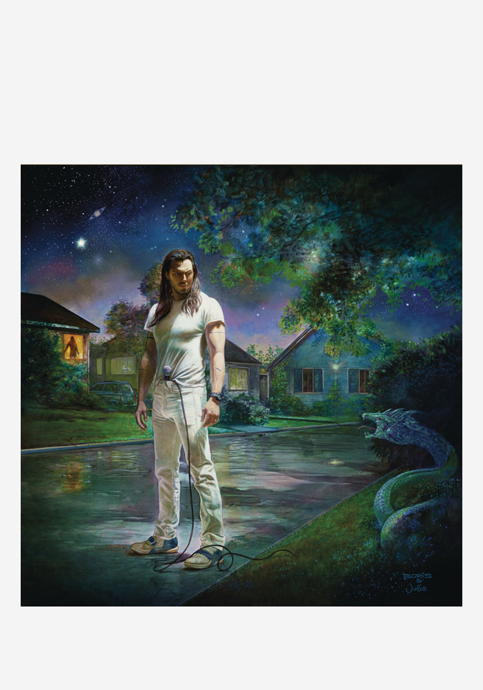 ANDREW W.K. You're Not Alone 2 LP (Color)