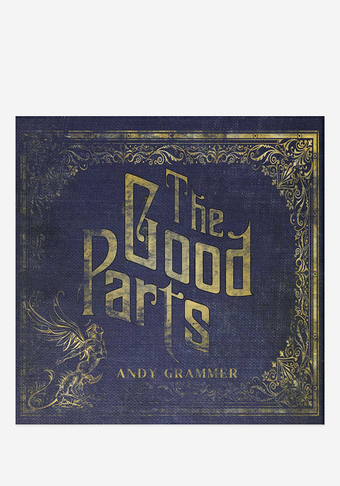 ANDY GRAMMER The Good Parts With Autographed CD Booklet