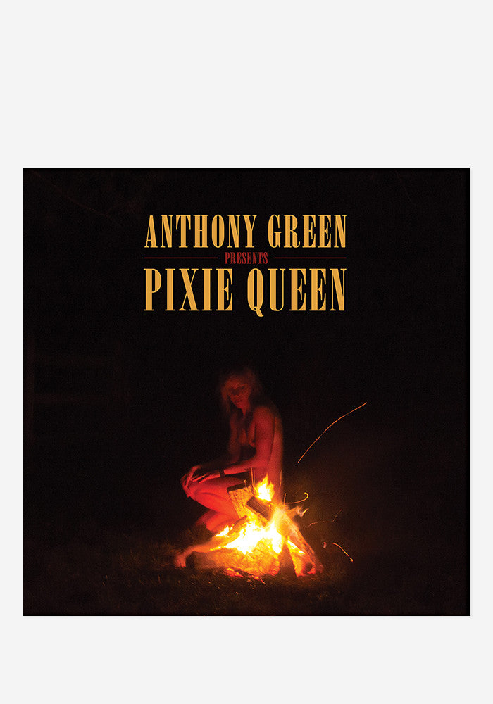 ANTHONY GREEN Pixie Queen With Autographed CD Booklet