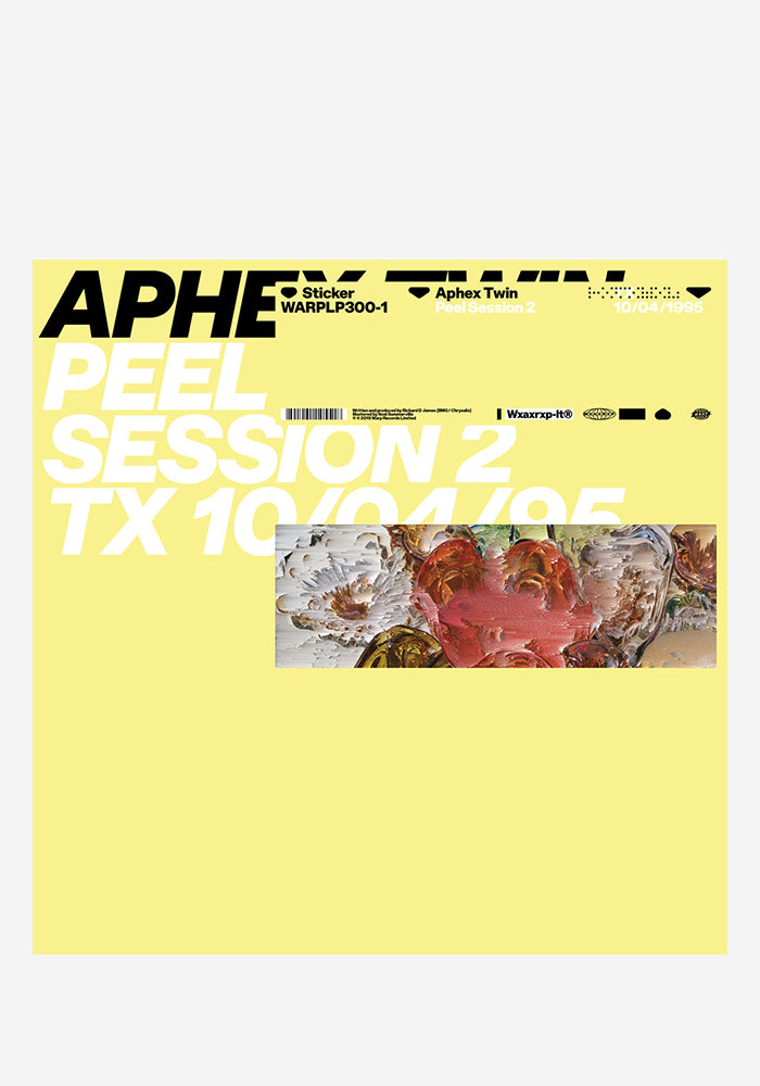 APHEX TWIN Peel Session 2 EP