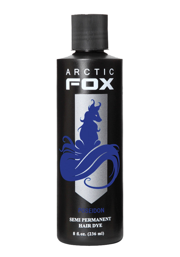 ARCTIC FOX 8 oz Semi-Permanent Hair Dye - Poseidon