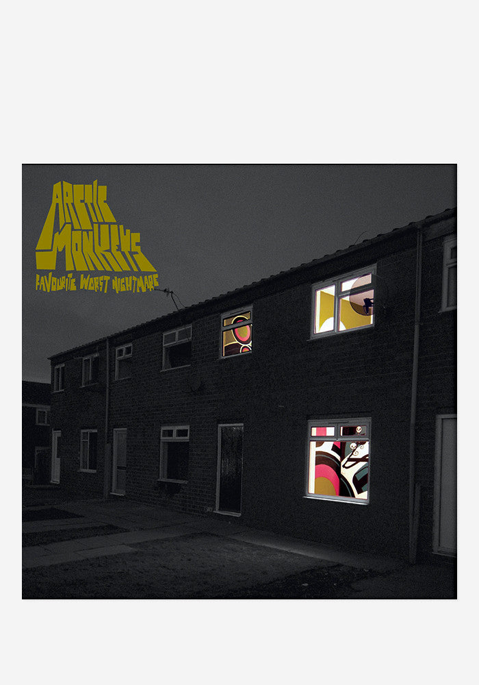 ARCTIC MONKEYS Favourite Worst Nightmare LP