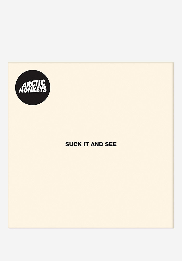 ARCTIC MONKEYS Suck It And See LP