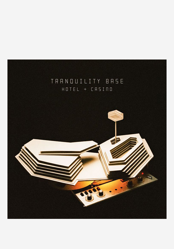 ARCTIC MONKEYS Tranquility Base Hotel & Casino LP