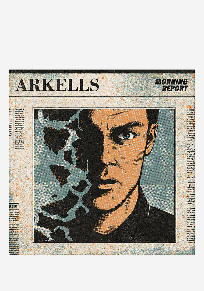 ARKELLS Morning Report With Autographed CD Booklet